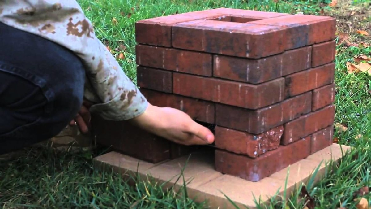 Prepper stove search results do it yourself at for How to make a rocket stove