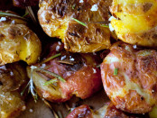 DIY, Grilling Out, Hacks, Grilled Smashed Potatoes, DIY Recipe