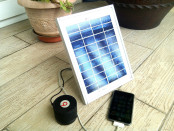 DIY, Solar, Phone Charger, Survival, Do It Yourself, Emergency Charger