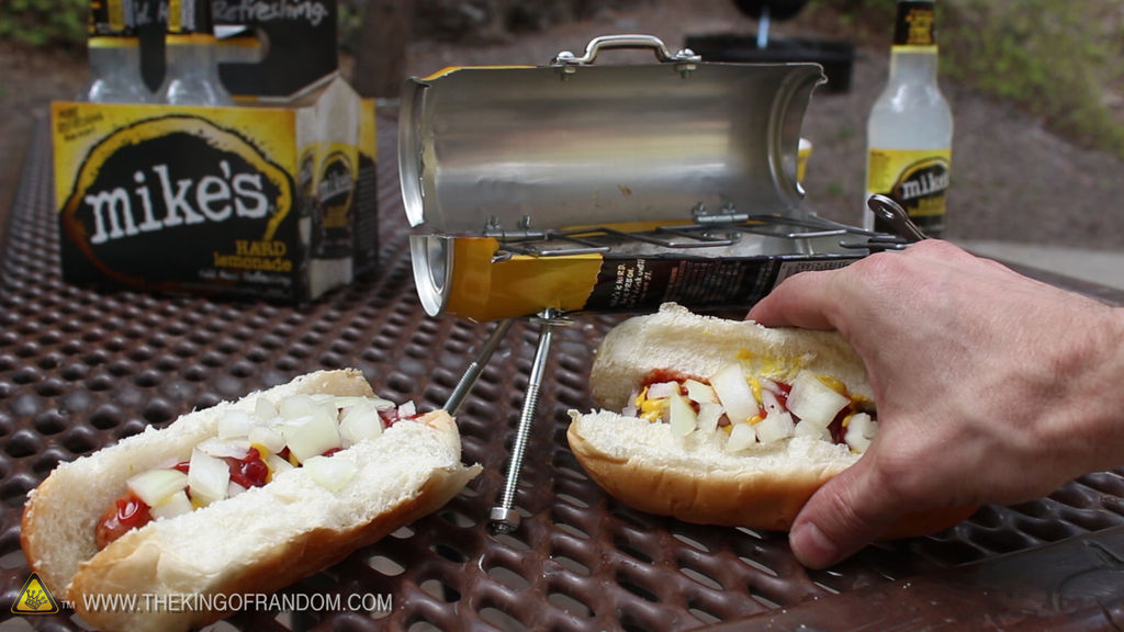 Diy Make Mini Barbeque Grill From A Pop Can Grilling